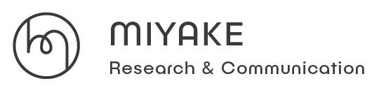 MIYAKE Research & Communication
