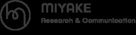 MIYAKE Research & Communication